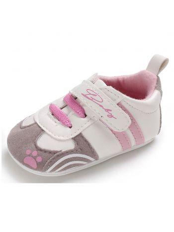 Zapatillas-para-bebe-color-rosado