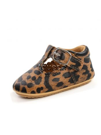 Zapatos para bebe animal print